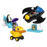 Lego duplo avventura sul bat-.aereo