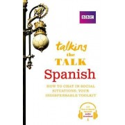 Talking the Talk Spanish by Mick Webb