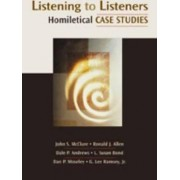 Listening to Listeners by John S McClure