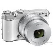 Nikon 1 J5 kit (cu obiectiv 10-30 PD-Zoom), alb