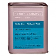 English Breakfast Tea Tin 100g