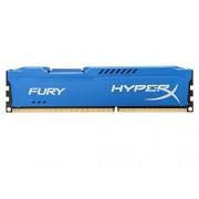 HyperX Fury HX318C10F/8 Mémoire RAM 8Go 1866MHz DDR3 CL10 DIMM Bleu