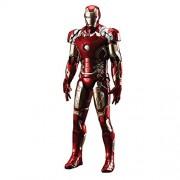 Dragon Models - Avengers Age Of Ultron Action Hero Vignette Scala 1/9 Iron Man Figura Mark Xliii Multi Pose Ver. 20 Cm