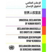 Universal Declaration of Human Rights 2016 by United Nations