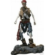 Pirates of the Caribbean Series 3 Cursed Pirate Action Figure by NECA