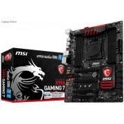 MSI X99A GAMING 7 X99 Express Chipset LGA 2011 Motherboard