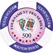 Póker zseton texas holdem 500