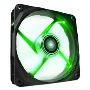 Ventilator 120 mm NZXT FZ-120MM Green LED, 1200 rpm