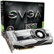 Видеокарта EVGA GeForce GTX 1080 FOUNDERS EDITION, 8GB, GDDR5X, 256 bit, DVI-D, HDMI, DisplayPort 08G-P4-6180-KR, EVGA-VC-GTX1080-FOUNDERS-8GB