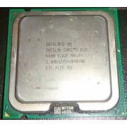 Intel® Core¿2 Duo Processor E4400 (2M Cache, 2.00 GHz, 800 MHz FSB)
