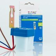 Sensor Crepuscular para Luminárias LED