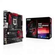Asus B150 PRO Scheda Madre per Gaming, Nero