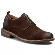 Обувки PEPE JEANS - Stephen Classic PMS10081 Brown 898DK