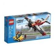 Lego City Stunt Plane Toy Building Set