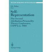 Self-Representation by Seymour L. Zelen
