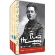 The Letters of Ernest Hemingway Hardback Set Volumes 1-3: Volume 1-3 by Ernest Hemingway