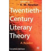 Twentieth Century Literary Theory by Newton