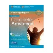Vv.aa. Complete Advanced Student S Book Pack (student S Book With Answers Wit
