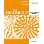New English File: Upper-Intermediate: Workbook by Clive Oxenden