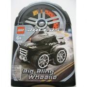 LEGO Racers Tiny Turbos 8658 Big Bling Wheelie