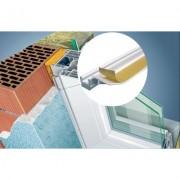 Profil de protectie ferestre si usi din PVC Protektor