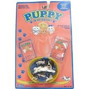 Puppy in My Pocket Suzie and Her St. Bernard Puppies Vintage Playset 1994