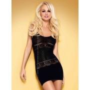 D307 sukienka kolor: czarny rozm. S/M/L