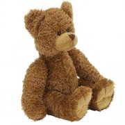Toys R Us Plush 10 inch Classic Bear Brown by Toys R Us
