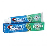CREST TOOTHPASTE-WHITENING WITH SCOPE (Minty Fresh Striped) (8oz) 226g