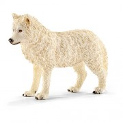 Schleich - 14742 - Figurine Animal - Loup Arctique