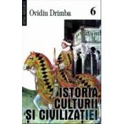 Istoria culturii si civilizatiei - Vol.VI VII VIII - Ovidiu Drimba