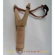 Traditional Thai Slingshot Catapult Shanghai-Light Hardwood