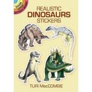 Realistic Dinosaurs Stickers by Turi Maccombie