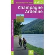 Fietsgids Champagne Ardenne À Velo   Chamina