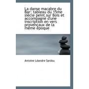 La Danse Macabre Du Bar by Antoine Leandre Sardou