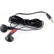 Casti in-ear Modecom negre MC 101