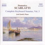 D. Scarlatti - Complete Keyboard Vol.3- S (0747313504725) (1 CD)