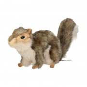 Pluche eekhoorns knuffels 22 cm