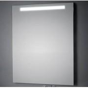 KOH-I-NOOR LED Wandspiegel mit Oberbeleuchtung, B: 1800, H: 800, T: 33 mm L45910