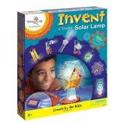 "Creativity for Kids Spark!Lab Smithsonian ""Invent A Stellar Solar Light"" Kit"
