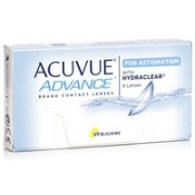 Acuvue Advance for Astigmatism (6 lentilles)