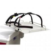 cinghie per defibrillatore per carrello tornado