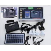 Kit fotovoltaic GD8038