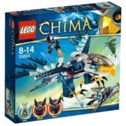 Lego CHIMA Eris' Eagle Interceptor V29 LE70003