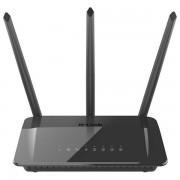 Router wireless D-Link DIR-859/E AC1750 Dual-Band Gigabit Negru