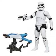 Hasbro - Star Wars The Force Si Risveglia 3.75-Inch Statua Neve Missione First Order Stormtrooper Figura