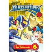 MegaMan NT Warrior: Volume 6 by Ryo Takamisaki