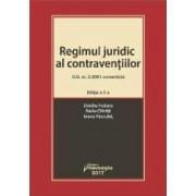 Regimul juridic al contraventiilor - ed.3 - Ovidiu Podaru