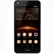 Смартфон Huawei Y5 II, CUN-L01, 5 инча, Android 5.1, Quad-core 1.3 GHz, Черен, 6901443120185