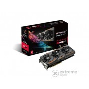Placa video Asus AMD Strix RX 480 8GB GDDR5 - STRIX-RX480-O8G-GAMING